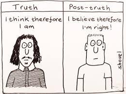 Post-truth meme