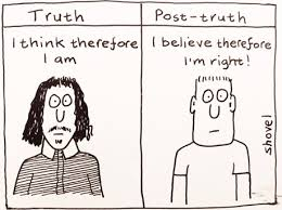 Post-truth meme