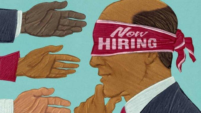 blind hiring